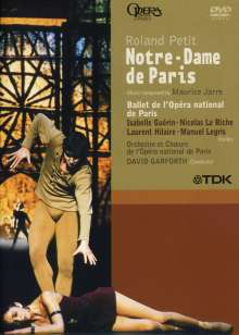 Roland Petit:Notre Dame de Paris, DVD
