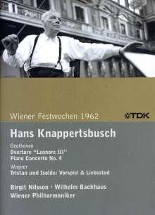Hans Knappertsbusch - Wiener Festwochen 1962, DVD