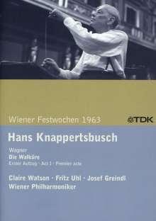 Richard Wagner (1813-1883): Die Walküre (1.Aufzug), DVD
