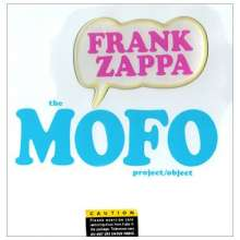 Frank Zappa (1940-1993): The MOFO Project/Object: Making Of Freak Out (Audio Doku.), 4 CDs