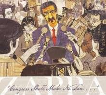 Frank Zappa (1940-1993): Congress Shall Make No Law, CD