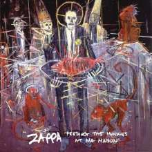 Frank Zappa (1940-1993): Feeding The Monkies At Ma Maison (Limited Edition) (Yellow Vinyl), LP