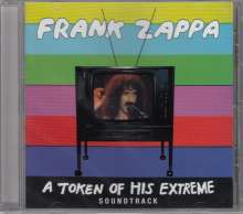 Frank Zappa: A Token Of His Extreme (Soundtrack), CD