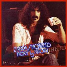 Frank Zappa Roxy By Proxy Cd Jpc