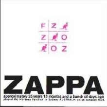 Frank Zappa (1940-1993): Oz, 2 CDs