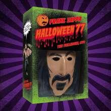 Frank Zappa (1940-1993): Halloween 77 (Limitierte Costume-Box + USB), 1 USB-Stick und 1 Merchandise