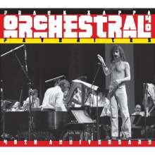 Frank Zappa (1940-1993): Orchestral Favorites (40th Anniversary-Edition) (remastered), 3 CDs