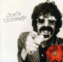 Frank Zappa (1940-1993): Joe's Corsage, CD