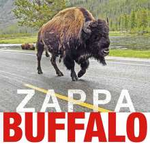 Frank Zappa Buffalo Live At Buffalo Memorial Auditorium