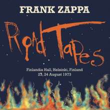 Frank Zappa (1940-1993): Road Tapes Venue # 2: Finlandia Hall, Helsinki, Finland (23 & 24 August 1973), 2 CDs