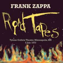 Frank Zappa (1940-1993): Road Tapes Venue #3: Tyrone Guthrie Theater, Minneapolis, MN, 5 July 1970, 2 CDs