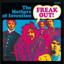 Frank Zappa (1940-1993): Freak Out!, CD