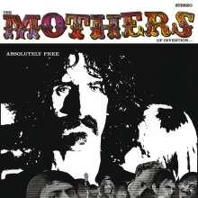 Frank Zappa (1940-1993): Absolutely Free, CD