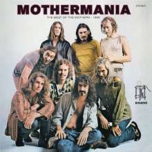 Frank Zappa (1940-1993): Mothermania, CD
