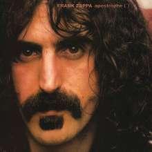 Frank Zappa (1940-1993): Apostrophe('), CD