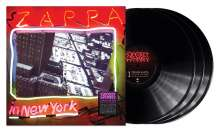 Frank Zappa (1940-1993): Zappa In New York (40th Anniversary) (180g) (Limited-Edition), 3 LPs