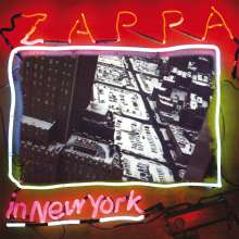Frank Zappa (1940-1993): Zappa In New York, 2 CDs