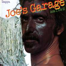 Frank Zappa (1940-1993): Joe's Garage Acts 1, 2 & 3, 2 CDs