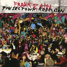 Frank Zappa (1940-1993): Tinseltown Rebellion, CD