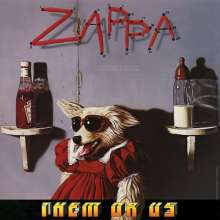 Frank Zappa (1940-1993): Them Or Us, CD