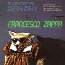 Frank Zappa (1940-1993): Francesco Zappa, CD