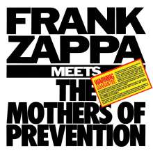 Frank Zappa (1940-1993): Frank Zappa Meets The Mothers Of Prevention, CD