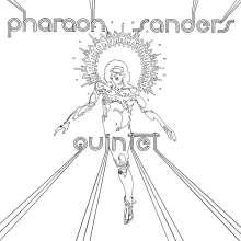 Pharoah Sanders (geb. 1940): Pharoah Sanders Quintet (180g), LP