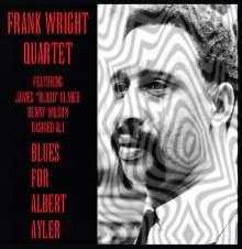 Frank Wright (1935-1990): Blues For Albert Ayler, CD