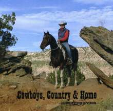 Pat Meade: Cowboys Country & Home, CD