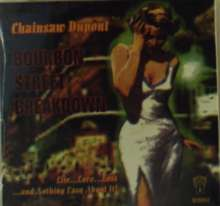 Chainsaw Dupont: Bourbon St. Breakdown, CD