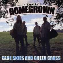 Austin Homegrown: Blue Skies & Green Grass, CD