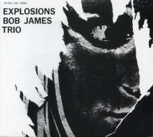 Bob James (geb. 1939): Explosions (Digipack), CD