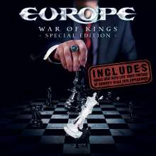 Europe: War Of Kings (Special Edition), CD