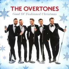 The Overtones: Good Ol' Fashioned Christmas, CD