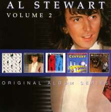 Al Stewart: Original Album Series Vol.2, 5 CDs