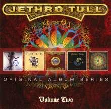 Jethro Tull: Original Album Series Vol. 2, 5 CDs