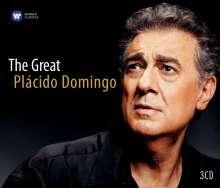 The Great Placido Domingo, CD