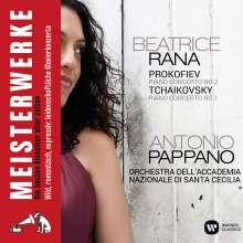 Beatrice Rana - Prokofieff & Tschaikowsky, CD