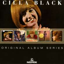 Cilla Black: Original Album Series, 5 CDs