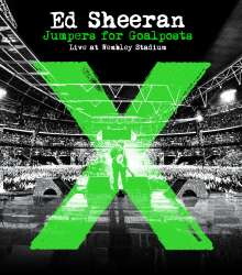 Ed Sheeran: X: Live At Wembley Stadium - Jumpers For Goalposts, Blu-ray Disc