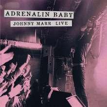 Johnny Marr: Adrenalin Baby: Live, CD