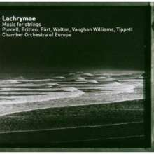 Henry Purcell (1659-1695): Lachrymae-Music For Str, CD
