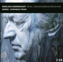 Antonin Dvorak (1841-1904): Symphonische Dichtungen, 2 CDs