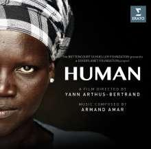 Filmmusik: Human, CD