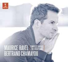 Maurice Ravel (1875-1937): Klavierwerke (Gesamtaufnahme), 2 CDs