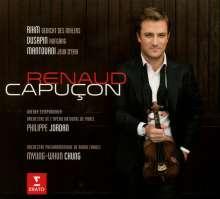 Renaud Capucon - Rihm / Dusapin / Mantovani, CD