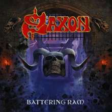 Saxon: Battering Ram, CD