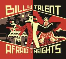 Billy Talent: Afraid Of Heights, CD