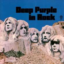 Deep Purple: In Rock (180g), LP