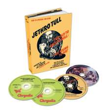 Jethro Tull: Too Old To Rock'n'Roll: Too Young To Die ! (The TV Special Edition), 2 CDs und 2 DVDs